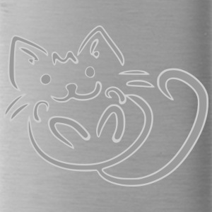 Cute cat - Water Bottle