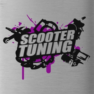 Scootertuning - b/p - Trinkflasche