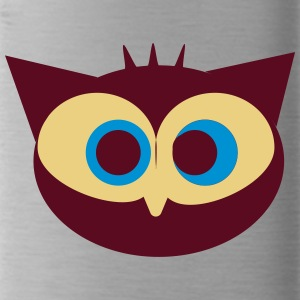 Crazy Owl - Water Bottle