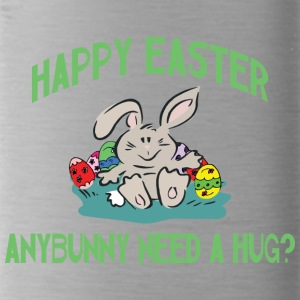 Happy Easter Any Bunny Need A Hug - Water Bottle