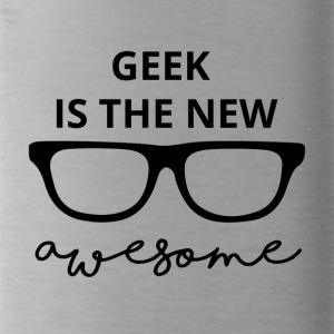 Geek is het nieuwe awesome! - Drinkfles