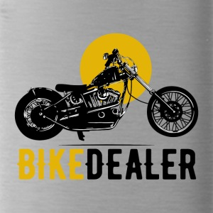 Bike Dealer · LogoArt - Water Bottle