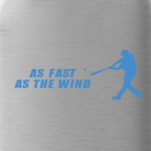 Baseball: As Fast As The Wind - Trinkflasche