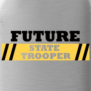 Police: Future State Trooper - Water Bottle
