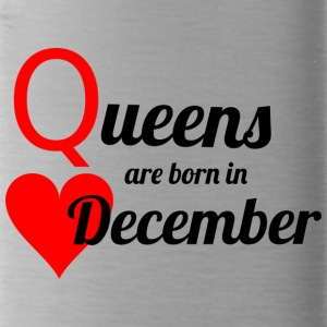 Queen December - Water Bottle
