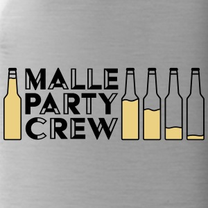 Malle Party Creqw - Trinkflasche