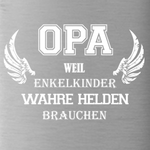 Opa Held - Trinkflasche