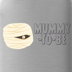 Halloween: Mummy-To-Be - Water Bottle