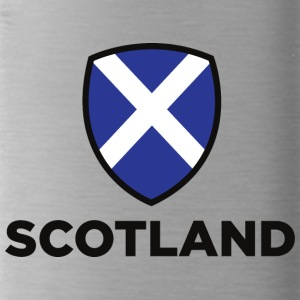 National Flag Of Scotland - Water Bottle