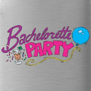 Bachelorette Party - Water Bottle