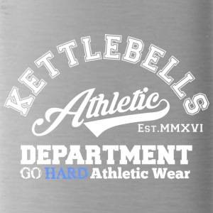 Kettlebell Athletic Department - Water Bottle
