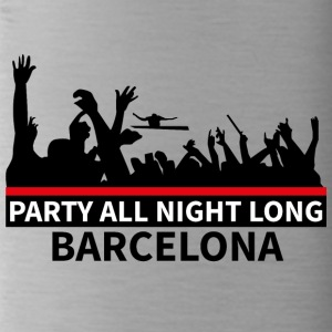 BARCELONA Party All Night Long - Gourde