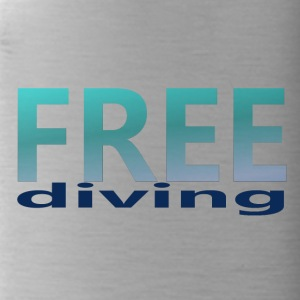 free diving - Drinkfles