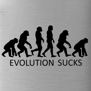 ++Evolution Sucks++ - Trinkflasche
