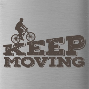 Bicicletta: Keep Moving - Borraccia