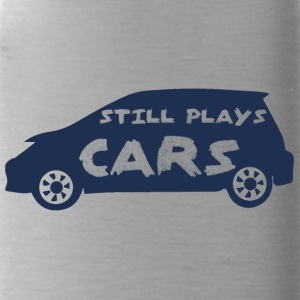 Mechanic: Still Plays Cars - Water Bottle