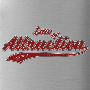Law of Attraction Vintage - Drinkfles