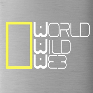 World Wild Web - Water Bottle