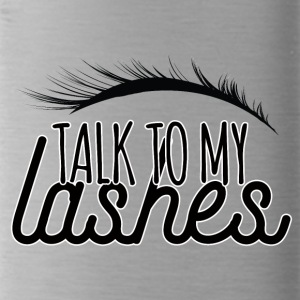 Beauty / MakeUp: Talk To My Lashes - Trinkflasche