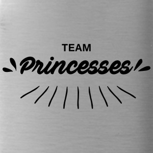 Team princesses - Water Bottle