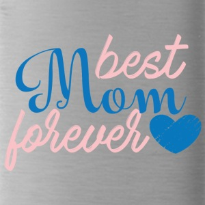 Mother's Day: Best Mom Forever - Water Bottle