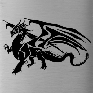 black dragon - Water Bottle