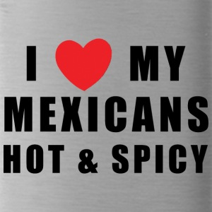 Mexican Hot & Spicy - Trinkflasche