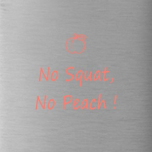 No squat, no peach corail - Gourde