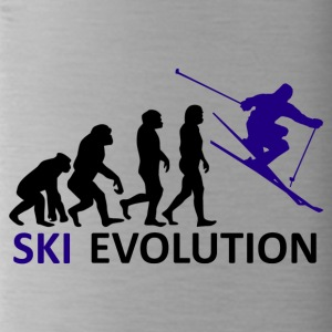 ++ ++ Ski Evolution - Water Bottle