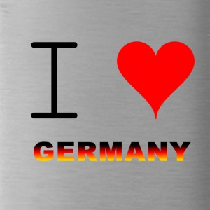 I LOVE GERMANY COLLECTION - Trinkflasche