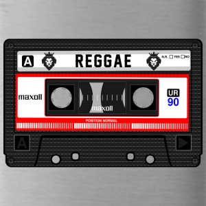 REGGAE CASSETTE - Water Bottle