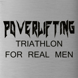 TRIATHLON FOR REAL MEN - Water Bottle