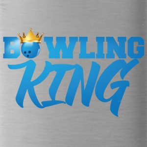 Bowling / Bowler: Bowling King - Trinkflasche