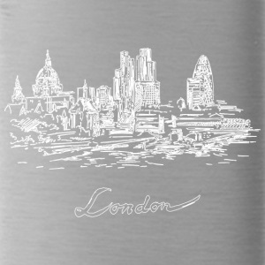 London City - Storbritannien - Vattenflaska