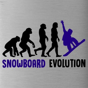 ++ ++ Snowboard Evolution - Borraccia