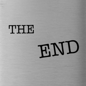 the end - Water Bottle