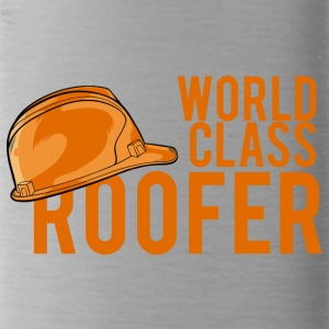 Roofing: World Class Roofer - Water Bottle