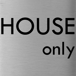House only - Trinkflasche