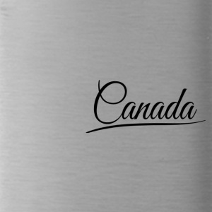 Canada logo - Water Bottle