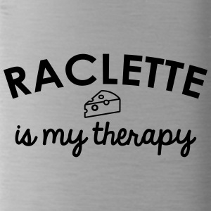 Raclette is my therapy - Water Bottle