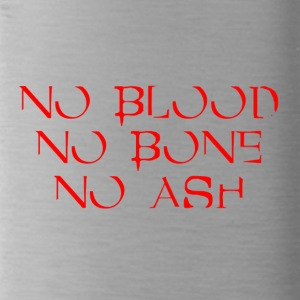 No Blood No Bone nessuna cenere HOMRA - Borraccia