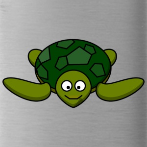 Laughing Turtle - Water Bottle
