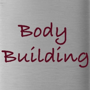 body building - Bidon
