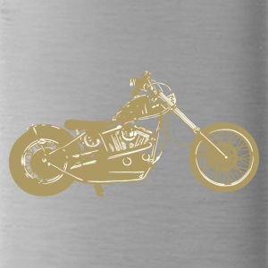Bike · LogoArt - Water Bottle