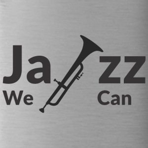 JAZZ WE CAN - Water Bottle