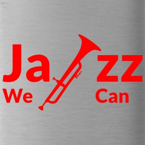 JAZZ WE CAN - red - Water Bottle