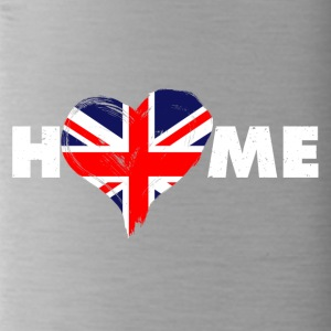 Home love England United Kingdom - Water Bottle