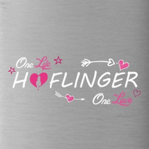 One Love One Life Haflinger - Water Bottle