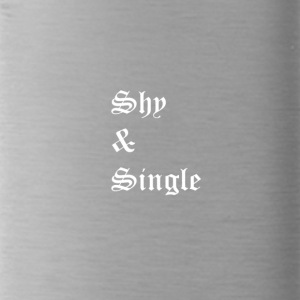 Shy and Single - Drinkfles