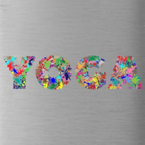 yoga - Drinkfles